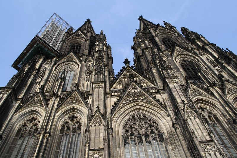 Cologne Cathedral Paris